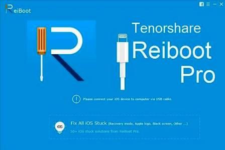 Tenorshare ReiBoot Pro 7.6.1.0 Plus Crack Full Version [Latest]