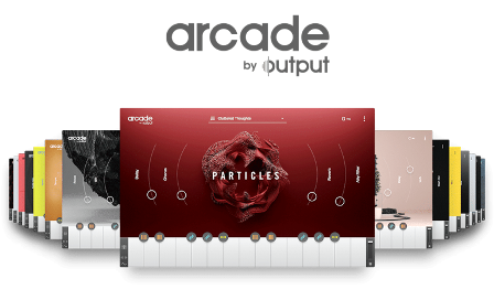 Arcade VST 1.3.6 by Output Free Download + Crack [Mac/Win]