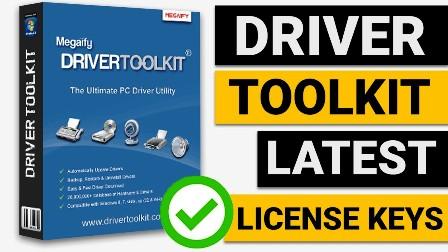 Driver Toolkit 8.6 Crack Plus License Key Free Download [2021]